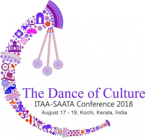 Dance Of Culture ITAA-SAATA Conference logo